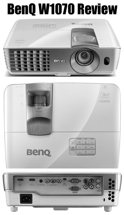 BenQ W1070 Home Theater Projector Review