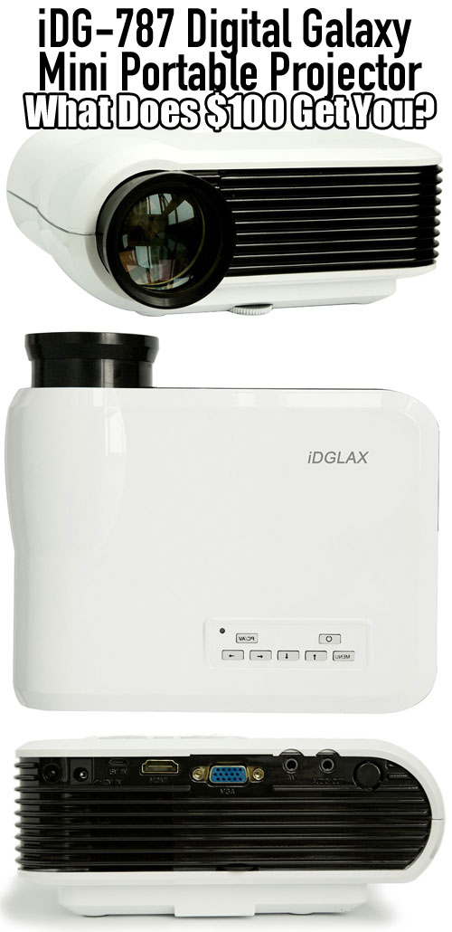 whats the best cheap home theater projector under 100