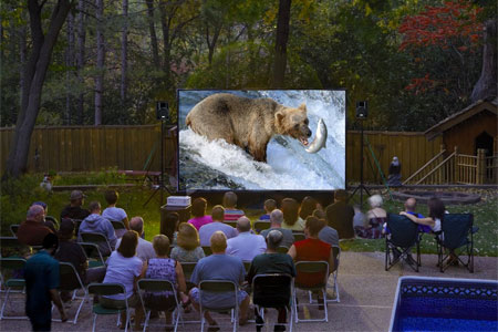 16' Outdoor Theater Package